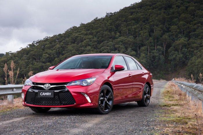 Абсолютный лидер на российском рынке - автомобили Toyota.