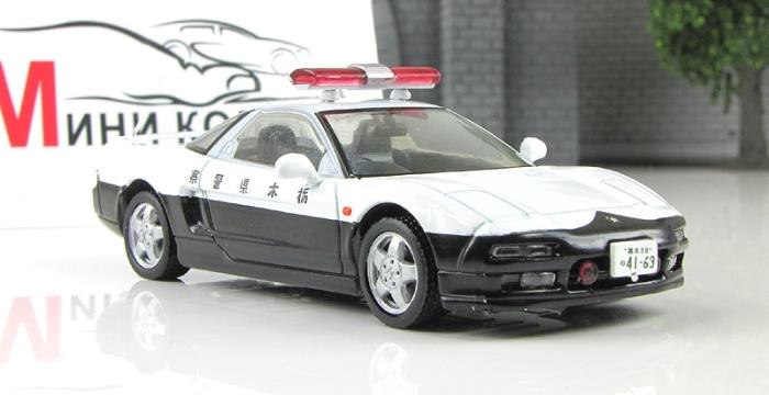 Еще один подарок для полиции.