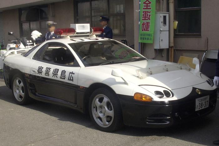 Такой автомобиль может дать жару.