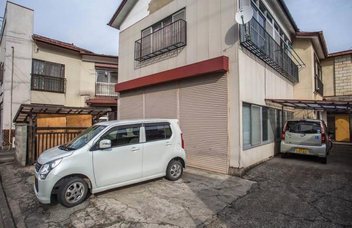 С парковкой в Японии все хуже, чем где-либо.