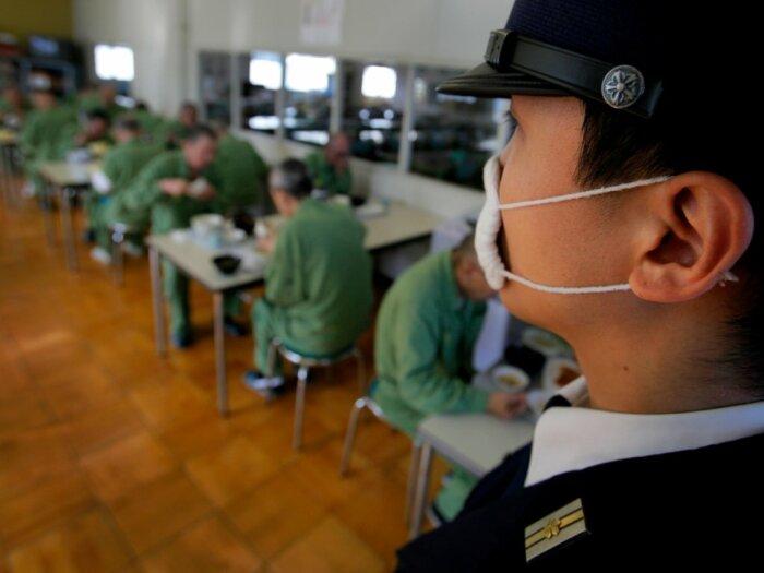 В учреждениях поддерживается жесточайшая дисциплина. |Фото: lifeinjapan.ru.