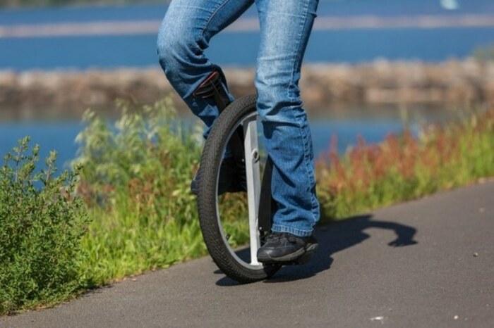 В Японии очень любят моноциклы. ¦Фото: ecomobility-expo.net.