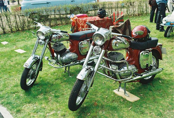Один из самых популярных мотоциклов. |Фото: excellent-moto.ru.