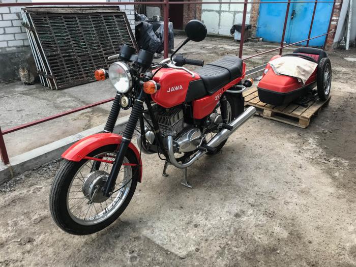 Отличный был мотоцикл. |Фото: progomel.by.