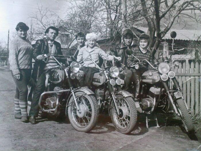 Очень быстрый мотоцикл. ¦Фото: akppwiki.ru.