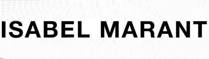 Джинсы «Isabel Marant».