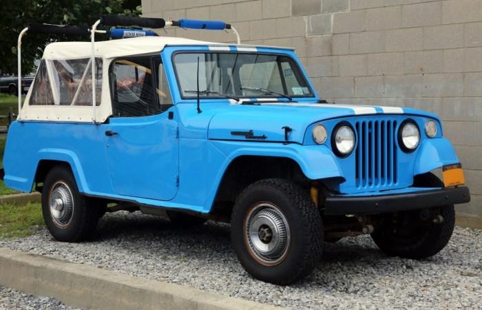Невероятные модели Jeep.