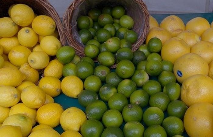Жизненный совет: лимоны, как чистящее средство.