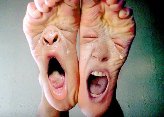 Жизненный совет: как избавиться от неприятного запаха ног.