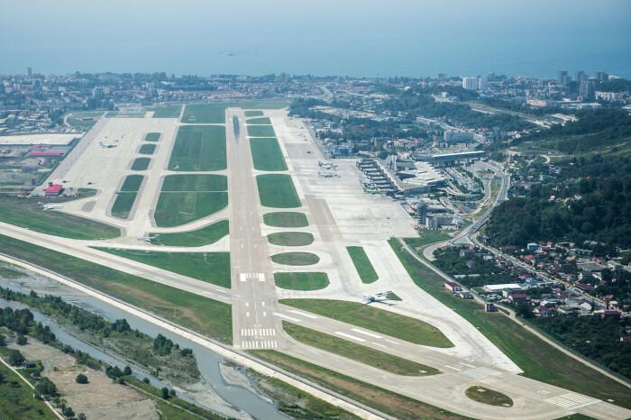 Аэропорт в Сочи. |Фото: life.ru.