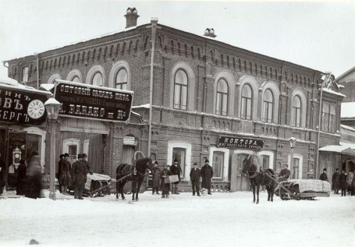 История завода началась в конца XIX века.  Фото: russiainphoto.ru.