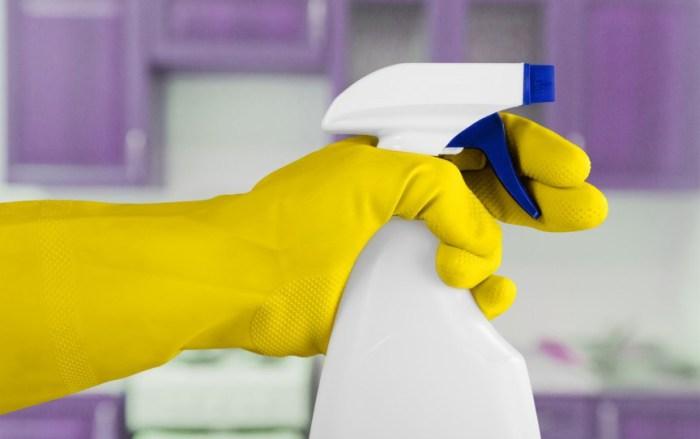 Можно не делать уборку.