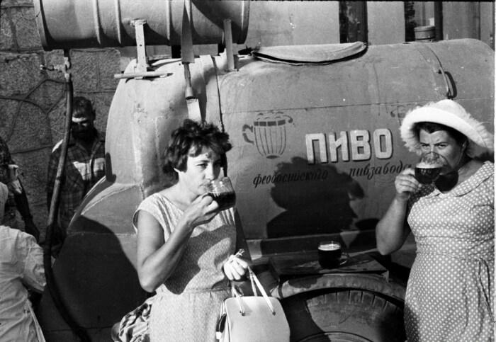Живого пива в СССР не было.  Фото: smolbattle.ru.