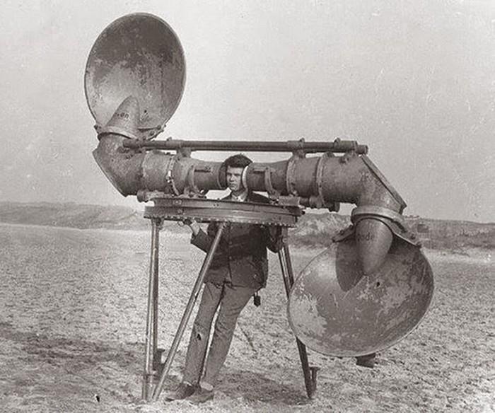 Человек-радар и другие исчезнувшие профессии.