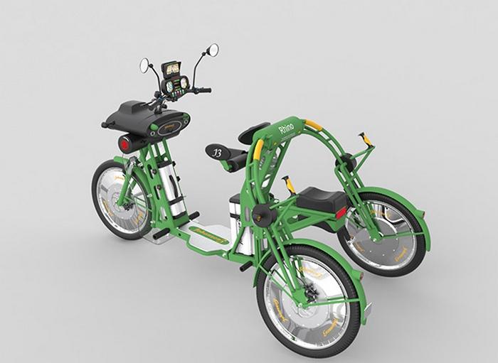 Johanson3 - велосипед для всех.