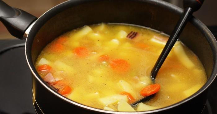 Доводим суп до кипения. |Фото: nur.kz.