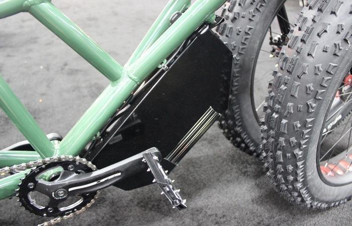 Был велосипед - стал электропед.