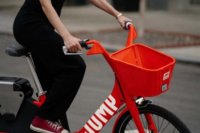 Убер решила перейти на велосипеды.
