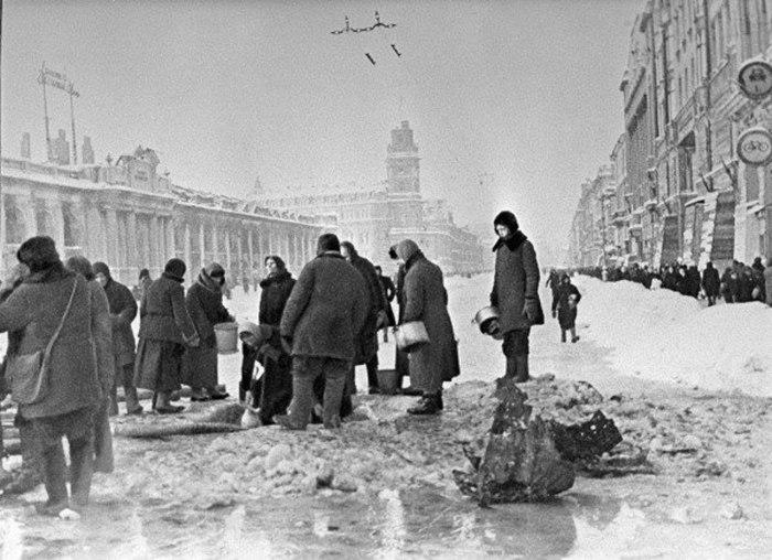Блокада Ленинграда стала одной из наиболее драматических страниц. |Фото: vk.com.