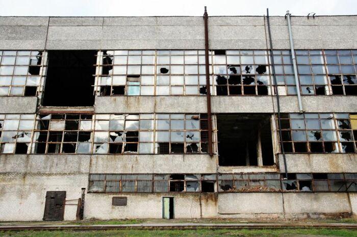 Все распродано и разворовано. ¦Фото: forum.rusbeseda.org.