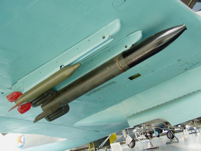 Ракеты для поражения наземных целей. |Фото: hobbyvista.com.