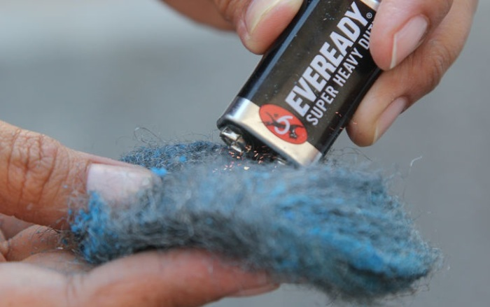 Трем батарейкой по шерсти. |Фото: shtabnoy.com.ua.