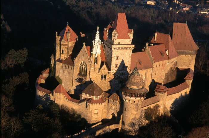 Сохранившиеся замки несут следы многочисленных перестроений. ¦Фото: turcluster67.ru.