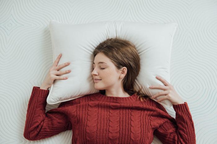 На свежей подушке и спится крепче. |Фото: kitami.ru.