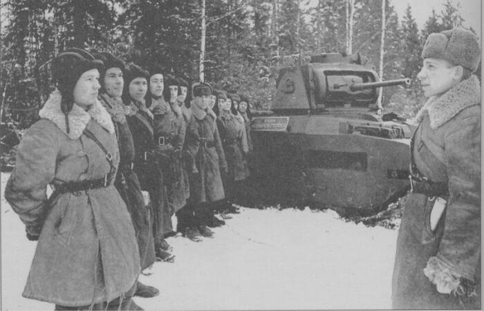 Теплая одежда у РККА была на порядок лучше. |Фото: ww2.ru.