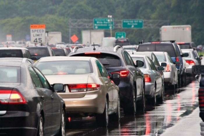 Пробки не любит никто. |Фото: yandex.uz.