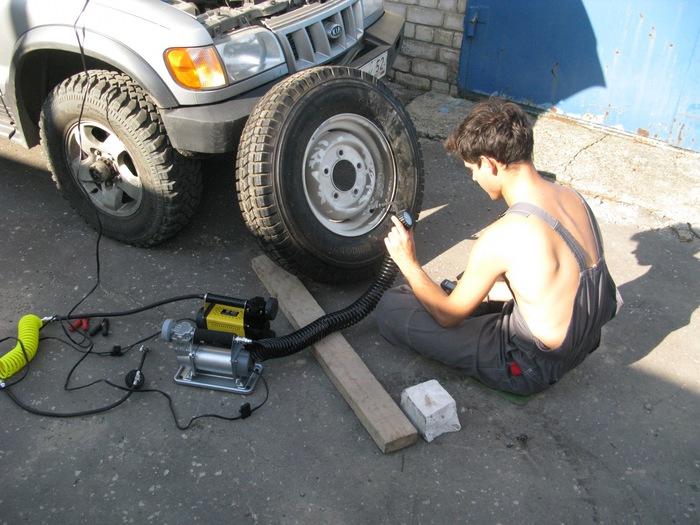 Лучше использовать насосы. |Фото: drive2.ru.