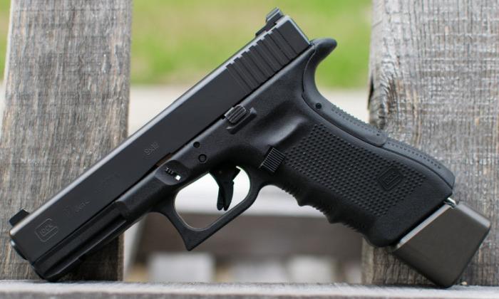 Один из лучших пистолетов в мире. |Фото: goodfon.com.