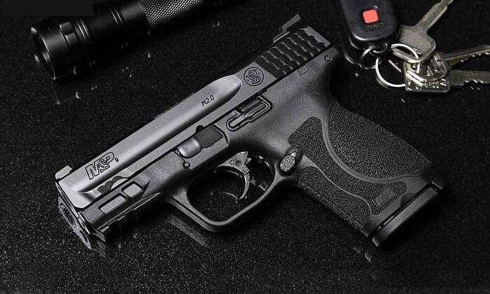 Отличный пистолет по всем статьям. |Фото: gunsweek.com.