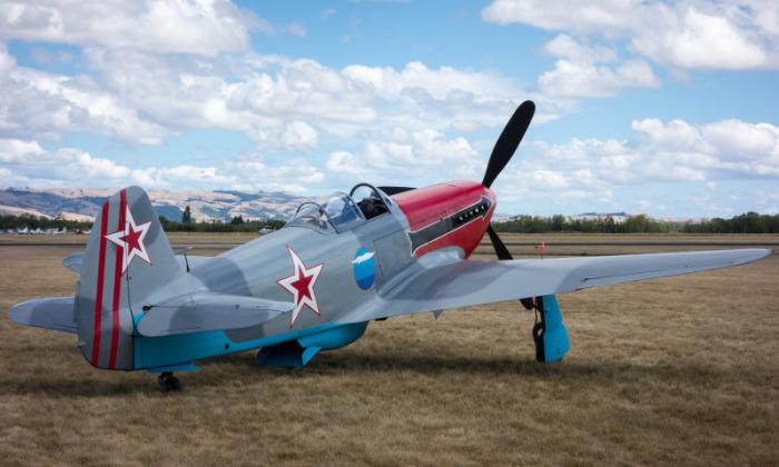 В ряде сцен снялся Як-3. |Фото: goodfon.ru.