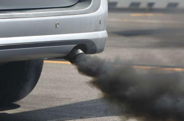 Черный дым подскажет. |Фото: twitter.com.