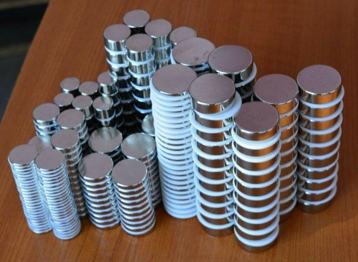Неодимовые магниты вещь исключительно полезная. |Фото: yandex.by.