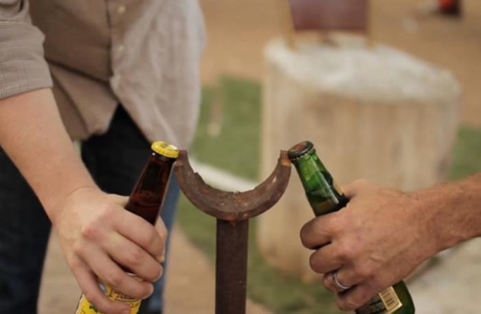 Используй любой выступ. |Фото: itsnicethat.com.