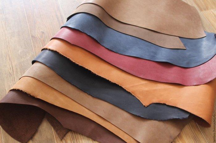 Вот натуральная кожа. |Фото: ukrtan.com.