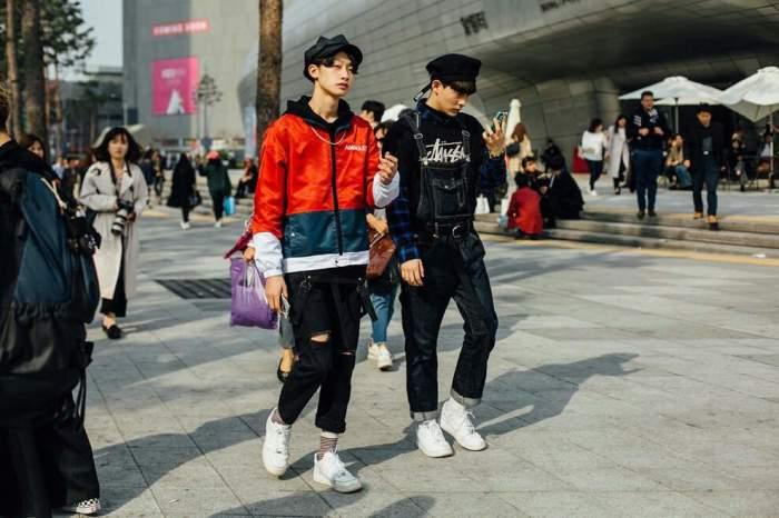 Корейцы самые модные ребята. ¦Фото: aminoapps.com.