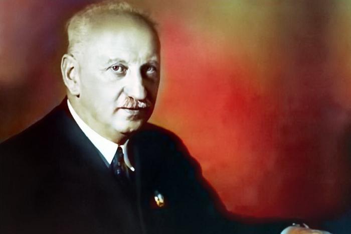 Руководитель научного коллектива Абрам Йоффе. |Фото: omsk-kprf.ru.