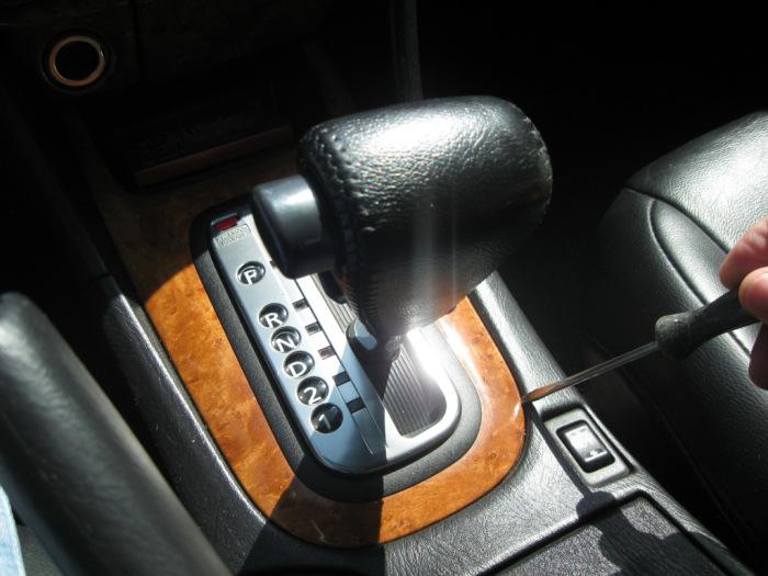 Нейтральная передача очень полезная. |Фото: drive2.com.