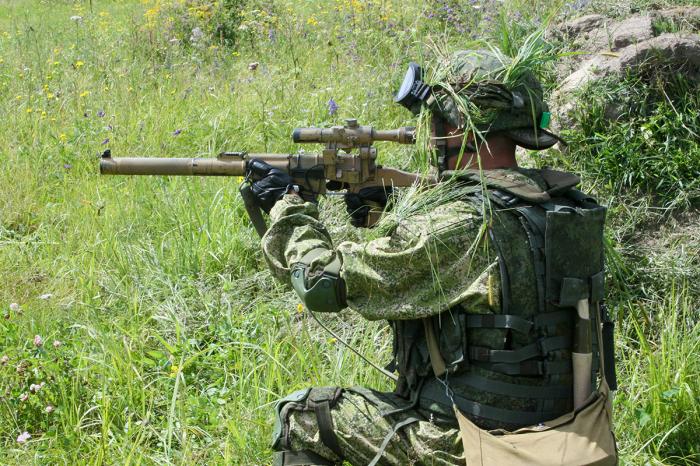 Серьезное оружие. |Фото: function.mil.ru.