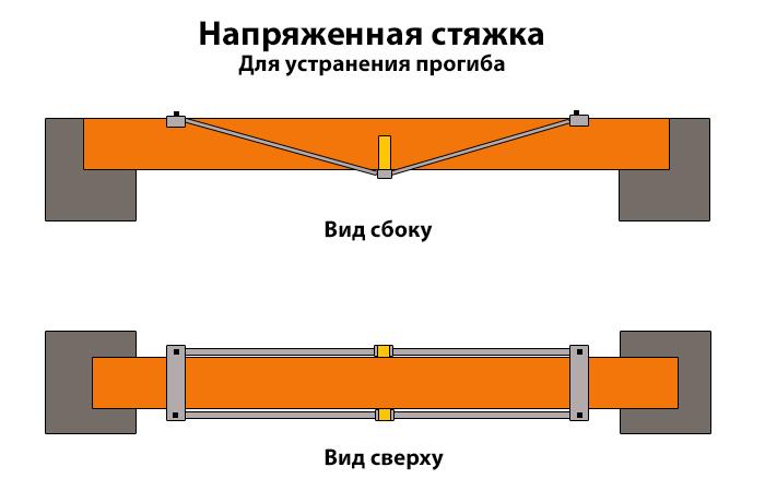 Для выпрямления и укрепления. ¦Фото: novate.ru.