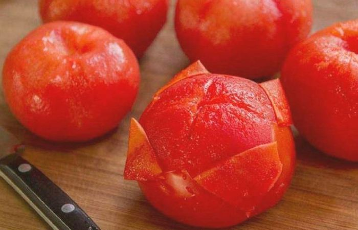 Как быстро очистить помидоры от кожуры без лишних хлопот и усилий