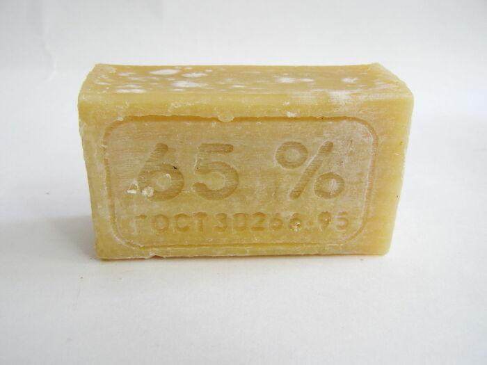 Используем мыло. |Фото: cvetnoeleto.by.