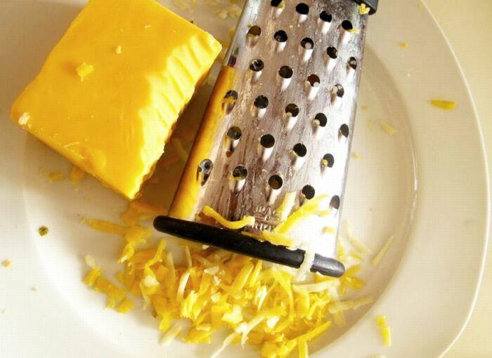 Еда имеет обычай остаться на терке. |Фото: top.funnyreps.club.