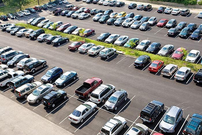 Важно правильно парковаться. ¦Фото: takescoop.com.