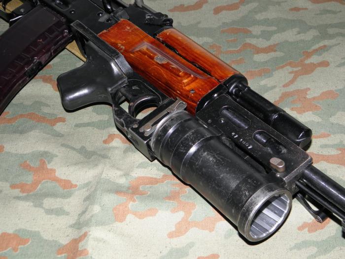 Конструкция гранатомета очень не хитрая. ¦Фото: war-time.ru.