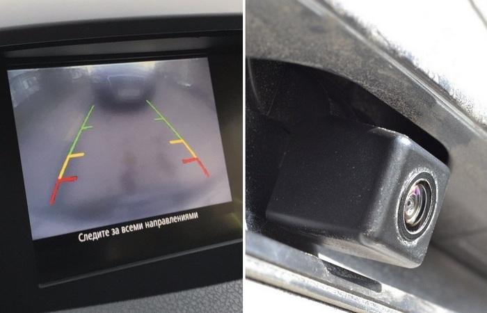 Как защитить камеру заднего вида в автомобиле от воды, грязи и наледи