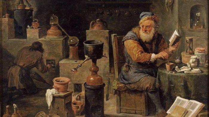 Монастырь - это еще торговля, ремесло и сельское хозяйство. rightwritings.com.
